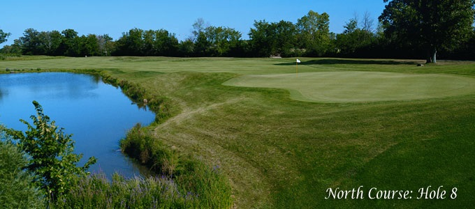 North Course: Hole 8