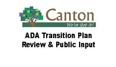 ADA Transition Plan Review Graphic