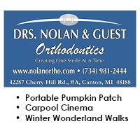 Drs. Nolan and Guest Orthodontics Logo